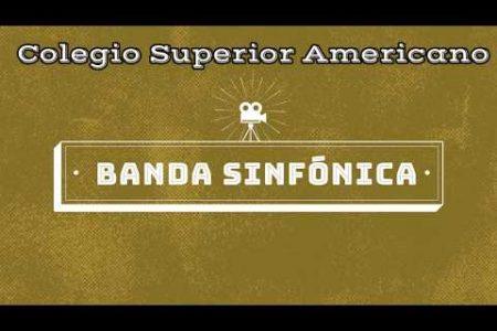 Fiesta de Negritos - Interpretación Banda Sinfónica Colegio Superior Americano