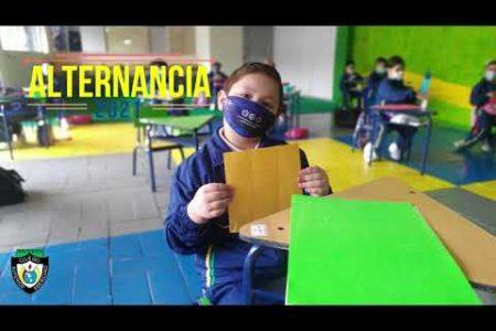 PROCESO DE ALTERNANCIA CSA 2021